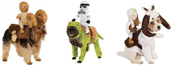 This year's pet costumes are out of this galaxy in cuteness! - SPIRITHALLOWEEN.COM