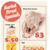 Three-Dollar Chicken: The Ethical Dilemma of the Food Pantry Black Market