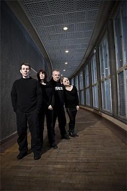 PAUL HEARTFIELD - Throbbing Gristle: Back to its Bay roots.