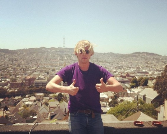 Thumbs up to the best city in the world