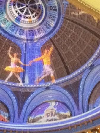 Thunder Dome: SF Ballet edition. - JUAN DE ANDA/ SF WEEKLY