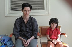 Tilda Swinton and Rock Duer are not pretending to be movie critics.