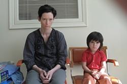 Tilda Swinton and Rock Duer are not pretending to be movie critics.