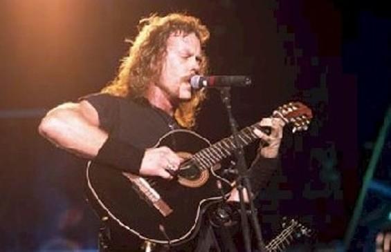 Time to Turn the Page? Metallica's James Hetfield - METALLICA.COM