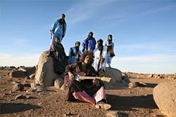 THOMAS DORN - Tinariwen