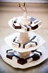 Toasted quinoa pot chocolates. - MOLLY DECOUDREAUX/SEVENTH HOUSE