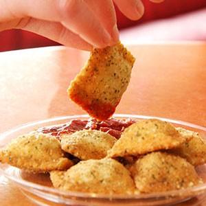 Toasted ravioli - PHOTO VIA BLUEBERRYHILL.COM
