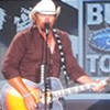 Toby Keith at Shoreline Ampitheatre: The Sound of America Hulking Out