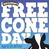 Today is Free Cone Day at Ben and Jerry's