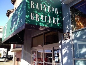 Today was the last day Rainbow honored the 20-percent-off coupons. - @SUPERAMIT/FLICKR
