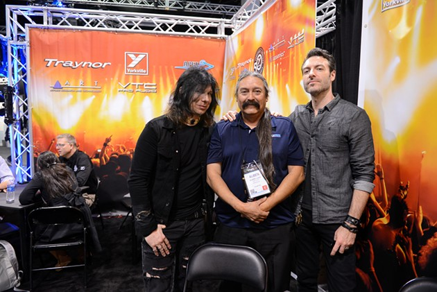 The Annual Everything-Music Convention: NAMM 2014