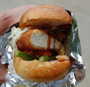 Tofu torta - FLICKR STU_SPIVACK