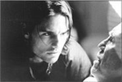 PETER  SOREL - Tom Cruise, Jason Robards in Magnolia: A harrowing look at social disorder.