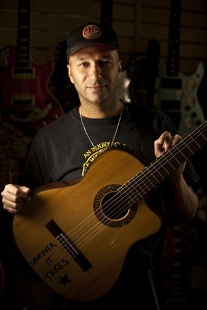 Tom Morello as the Nightwatchman