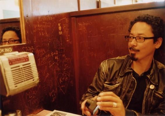 Tommy Guerrero, now a guitar slingin' jazz man.