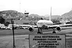 LUIS  ELVIR - Toncontn International Airport in Tegucigalpa, - Honduras.