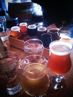 Tonight: Twenty taps of Deschutes at Beer Revolution. - AGAHRAN/FLICKR