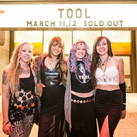 Tool at Bill Graham Civic Auditorium