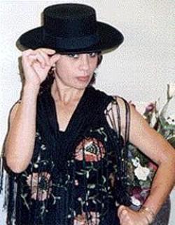 Toque Flamenco's Patricia - Velasquez.