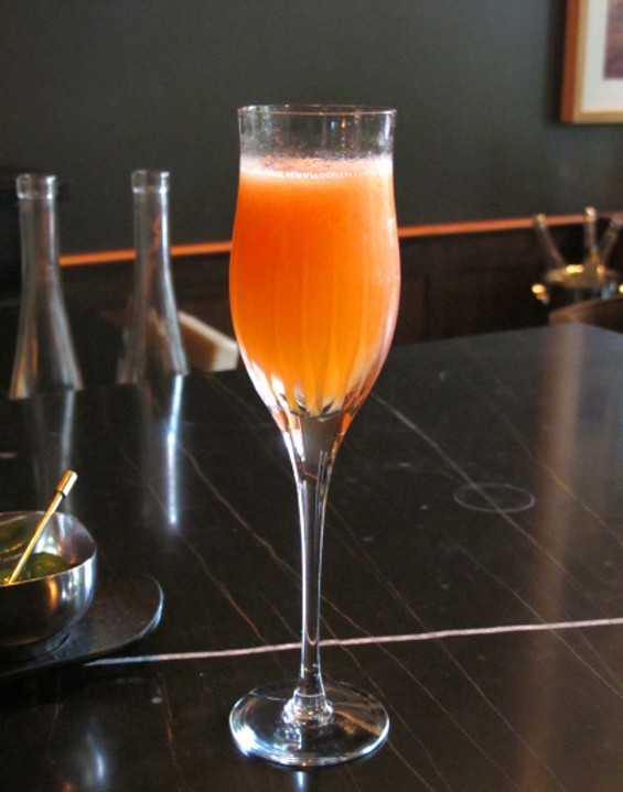 Tory Farms Bellini - LOU BUSTAMANTE
