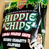 The Haight Gets Its Own Potato Chip, Complete with Chesty Hippie Chick