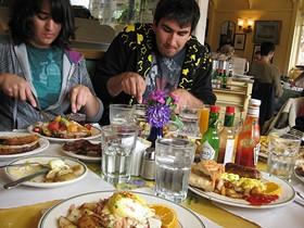 Touch the breakfast magic. - SLETTVET/FLICKR