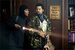 SONY PICTURES - Tracy Morgan and Ice Cube play a couple of good-hearted felons.