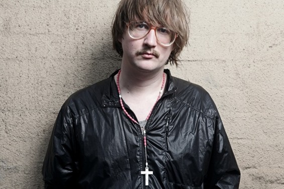 Travis Stewart, aka Machinedrum