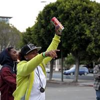 Trayvon Martin Protest in Oakland