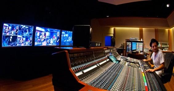 Tri Studios. - BOB MINKIN