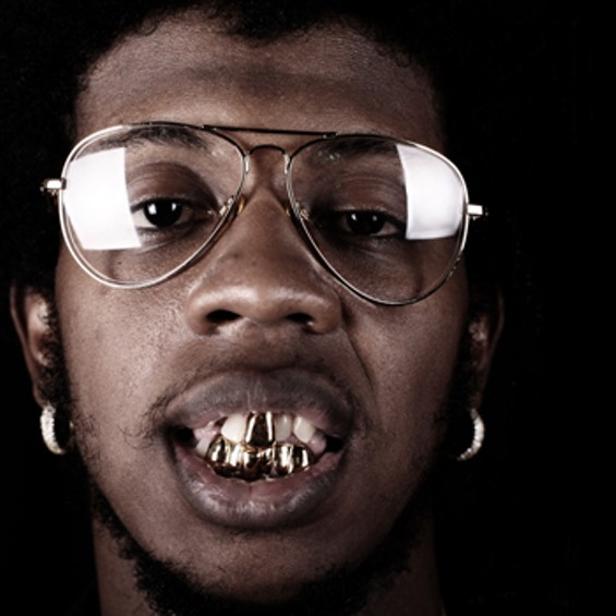 Trinidad James kicks off Mezzanine's 10-year anniversary series on April 4.