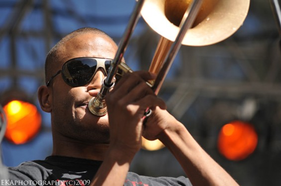 Trombone Shorty - EKAPHOTOGRAPHY