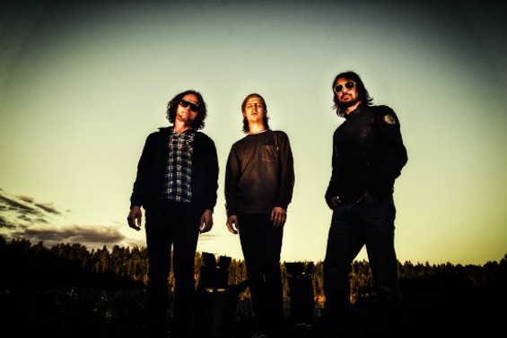 Truckfighters perform Thursday, March 20, at DNA Lounge for their first S.F. show.