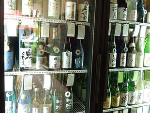 "True Sake's Beau Timken says being at Off the Grid will help break the ""sushi-sake paradigm."" - TOKYOFOODCAST/FLICKR"