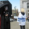 Gay Mormons, Black Pentecostals, Jedi Drag Queens, Oh My! Demonstrators Descend on State Supreme Court for Prop. 8 Hearings