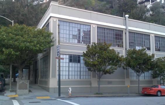 Tuning into San Francisco history. - JUAN DE ANDA/SF WEEKLY