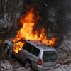 Seriously?? Two More Vehicles Torched Last Night