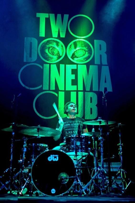 Two Door Cinema Club - CALIBREE PHOTOGRAPHY
