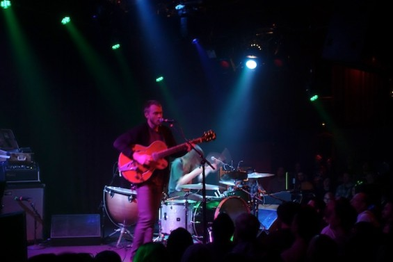Two Gallants at the Independent last night.
