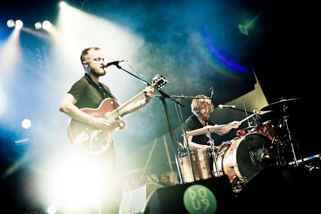 Two Gallants - KMERON / INSTAGRAM