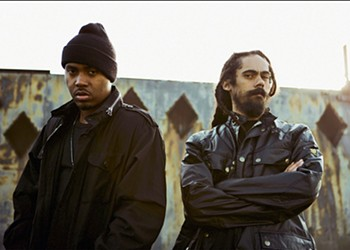 Nas and Damian Marley show the wrong way to Africa