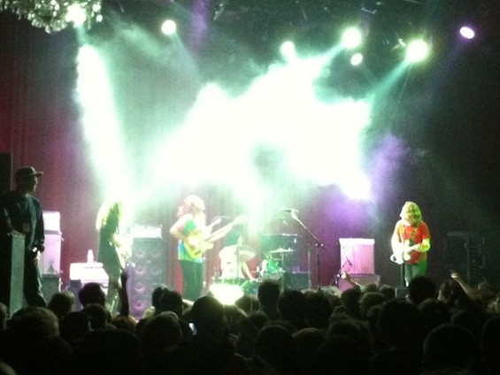 Ty Segall Band at the Fillmore
