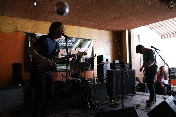 Ty Segall's first of ten SXSW shows