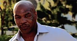 Tyson seems eager to unburden himself.