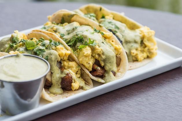 Austin-Style Breakfast Tacos - SOUL DELICIOUS