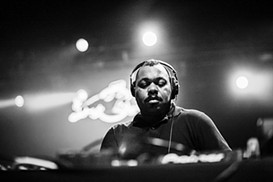 Derrick Carter heads a stacked lineup for Pink Mammoth's block party at Mighty, Saturday June 27. - STEVE STILLS