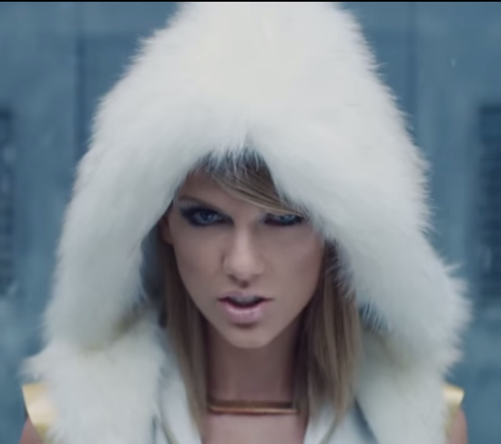 "TAYLOR SWIFT / YOUTUBE/ ""BAD BLOOD"""