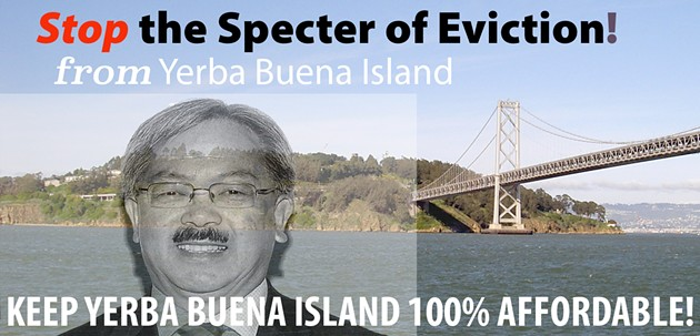 Yerba Buena Island residents want the right to return after the island's redevelopment