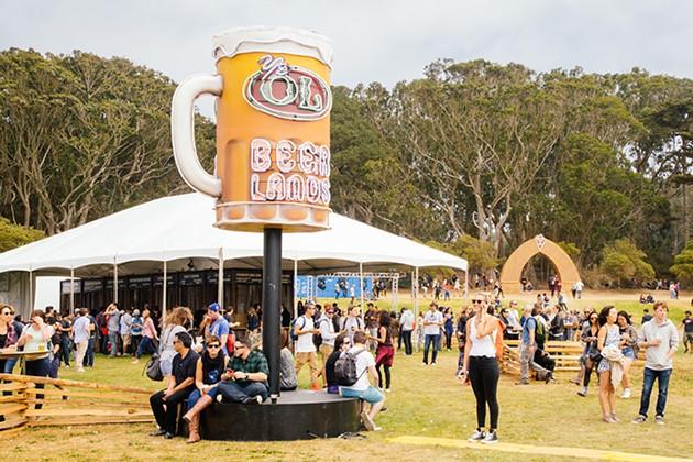 Ye Ol' Beer Lands - OUTSIDE LANDS