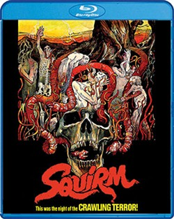 Blu Ray Box Cover - SCREAM FACTORY